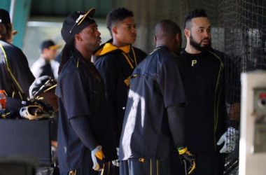 Photo via the official @Pirates Twitter account