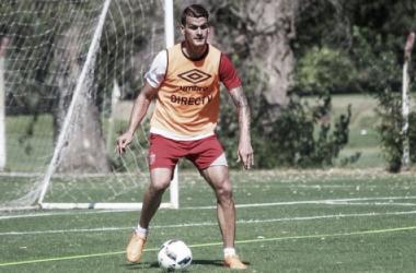 González Pirez no se lo quiere perder