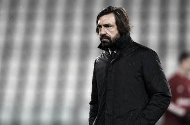 """Pirlo: """"No me creo la crisis del Barça, es un gran equipo"""""""