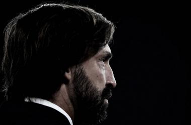 "Andrea Pirlo avalia empate contra Roma: ""Sabíamos que iríamos ter dificuldades"""