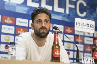 """Pirulo: """"El Espanyol 'B' es un filial atípico"""""""