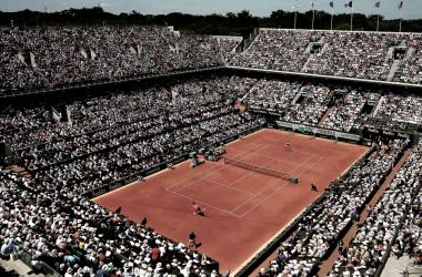 Pista de tenis del Roland Garros (atpworldtour.com)
