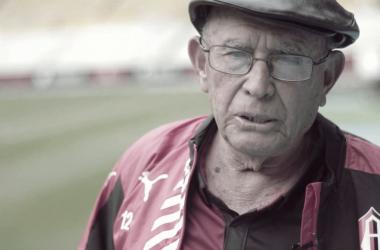 'Pistache' Torres: 85 años de una leyenda Rojinegra
