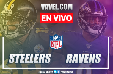 Resumen y touchdowns: Pittsburgh Steelers 10-29 Baltimore Ravens en NFL 2019
