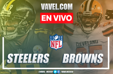 Pittsburgh Steelers vs Cleveland Browns en vivo cómo ver transmisión TV online en NFL 2019 (0-0)