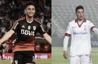 Pity Martínez y Cristian Espinoza (foto: Vavel)