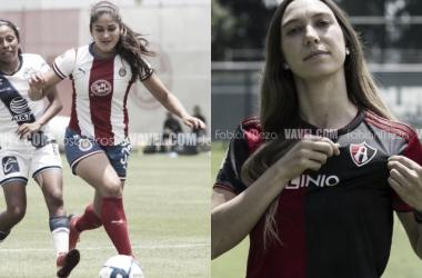 Mano a mano: Yashira Barrientos VS Adriana Iturbide: Prometen goles