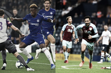 Foto: Chelsea FC y Burnley