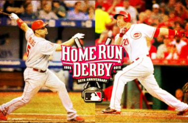 Bracket for 2015 MLB Home Run Derby Released