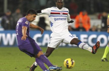 Diretta Fiorentina - Sampdoria, segui il live della diretta