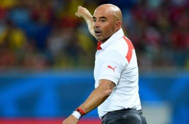 "Jorge Sampaoli: ""Después del gol de Australia perdimos impulso"""