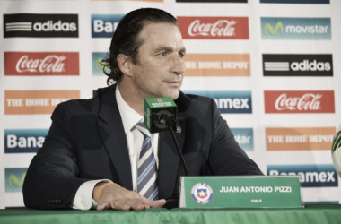 Pizzi faces the challenge of repeating a Copa America title in his first venture as Chile's coach. | Photo: Alondra Aguilar/VAVEL