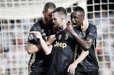 (Foto: Divulgação/Juventus)