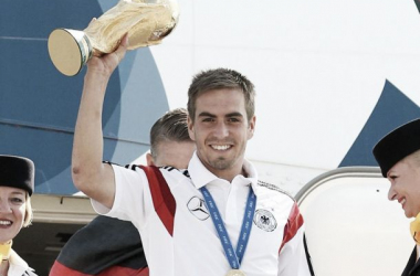 Philipp Lahm to retire before 2018 World Cup
