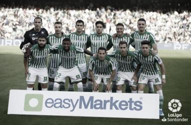 SD Éibar - Real Betis: puntuaciones del Real Betis, 22ª jornada de LaLiga Santander