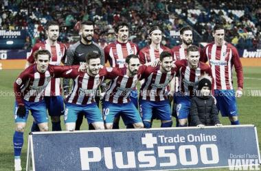 Ya se conoce el calendario del Atlético