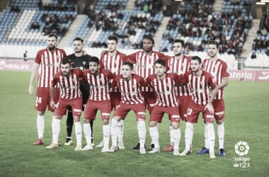 Once que alineó Fran Fernández para el partido de ayer | La Liga