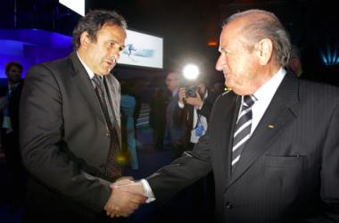 FIFA : Platini et Blatter suspendus