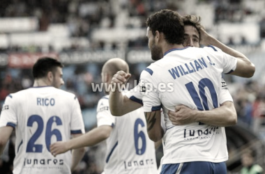 Real Zaragoza / Foto: LFP
