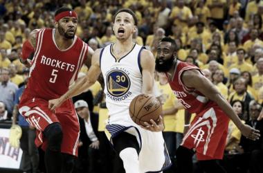 NBA Playoffs 2016, Warriors-Rockets: mucho más que un Curry vs. Harden