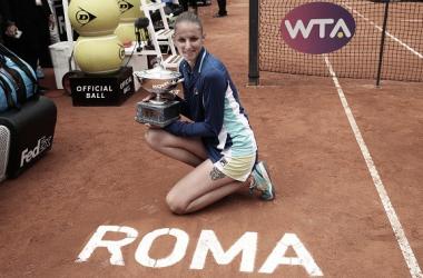 Actualización ránking WTA 20 de mayo de 2019: Pliskova se pone segunda