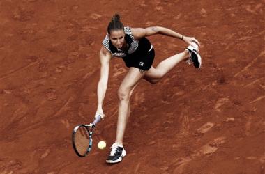 Pliskova se estrena en la arcilla con victoria en Stuttgart