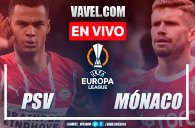 Resumen y goles: PSV 1-2 Mónaco por UEFA Europa League 2021