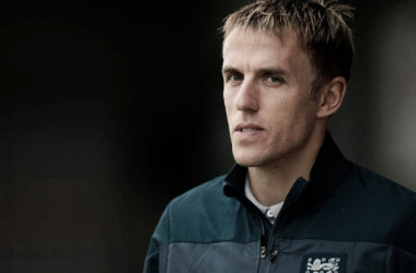 Phil Neville will now embark on his managerial career with England | Source: thefa.com