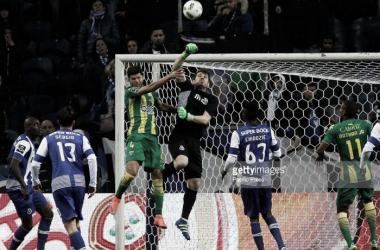 FC Porto x Nacional: Dragão quer sair de 'série negra'