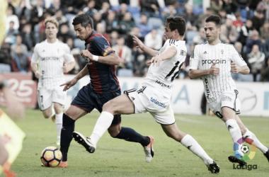 Próximo rival del Real Oviedo: SD Huesca, el invitado que pocos esperaban. Foto: LaLiga