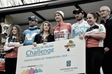Tim Wellens se ha llevado el segundo Serra de Tramuntana consecutivo | Foto: Lotto-Soudal