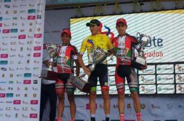 Óscar Sevilla retiene el título de la Vuelta a Colombia