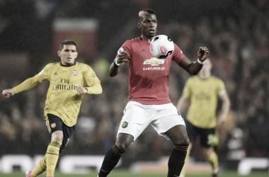 Manchester United y Arsenal no pasan del empate./ Foto: Premier League