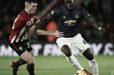 Após sair perdendo por 2 a 0, United reagiu e conseguiu buscar o empate (Reprodução/ Manchester United)