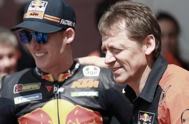KTM confirma la oferta de Repsol Honda para Pol Espargaró