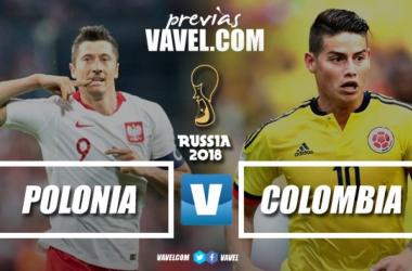 Colômbia e Polônia apostam na redenção de seus craques parasobreviver na Copa