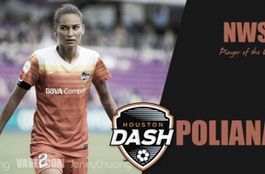 Poliana named NWSL Player of the Week