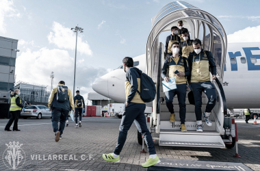 Así ha sido el camino del Villarreal a la final de Gdansk