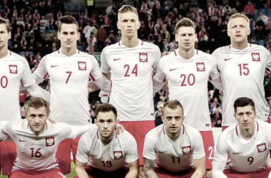 Primeras participaciones mundialistas de Polonia