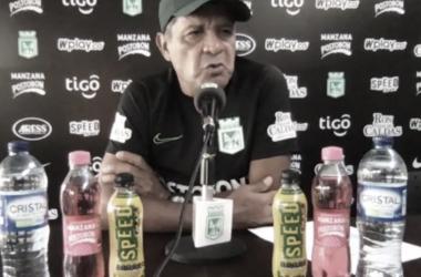 """Pompilio Páez: """"Estamos enfocados en dejar nuestro arco en cero"""""""