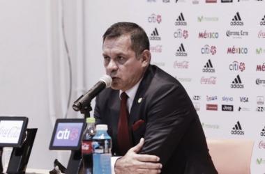 Páez se quedará al mando de la selección de Copa Oro | Foto: Selecció Mexicana