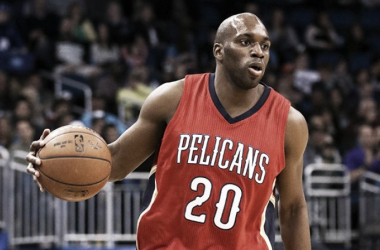 Chicago Bulls acquire Quincy Pondexter in trade with the New Orleans Pelicans