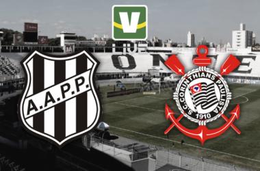 Ponte Preta x Corinthians, Campeonato Paulista