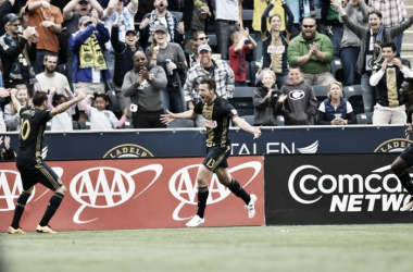 Philadelphia Union's Chris Pontius has been a key to their success this season. (Photo Courtesy of Philadelphia Union)
