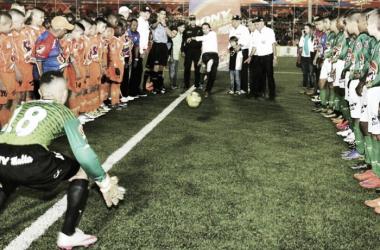 Pony Fútbol: Deportivo Cali - Envigado, el clásico que cerro la jornada inaugural