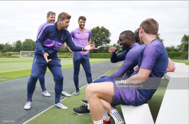Pochettino insists he is happy with his Spurs squad despite departures