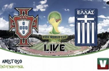 Portugal x Grécia