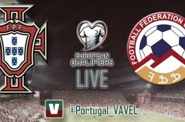 Resultado Portugal - Armenia en la Clasificación Eurocopa 2016 (1-0)