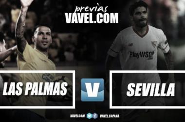 Las Palmas y Sevilla protagonizarán un duelo muy caliente. Foto: VAVEL.com