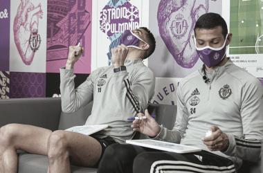 Fuente: Twitter del Real Valladolid